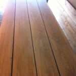 langbord med gummifuge