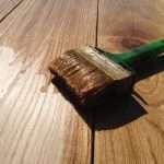 oliebehandling af plankeborde