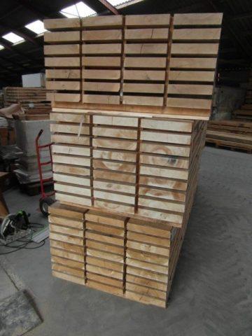 Planker og tømmer